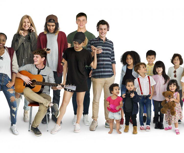Barn og ungdom